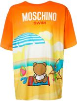 Moschino beach teddy T-shirt
