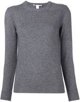 Rosetta Getty crew neck jumper - women - Cashmere/Wool - L