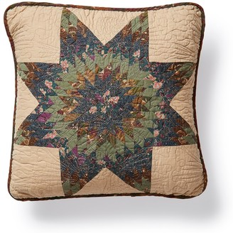 Donna Sharp Forest Star Square Decorative Pillow