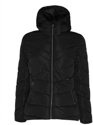 Dare 2b Dare2B Swarovski Embellished Reputable Insulated Quilted Hooded Jacket