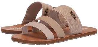 Flojos Dolce (Tan/Natural) Women's Shoes