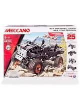 Meccano 25 Model Set 4x4 Truck