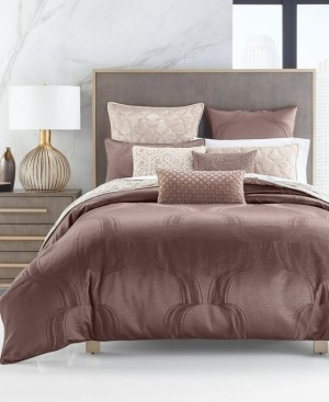 Hotel Collection Contour Full/Queen Comforter, Created for Macy's Bedding
