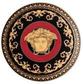 Versace Medusa Red Plate 10cm