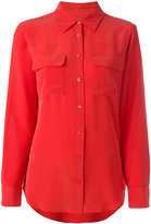 Equipment buttoned blouse - women - Silk - XS