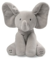 Moma Design Store Flappy The Elephant Interactive Plush Toy