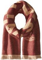 Vivienne Westwood Wool Scarf 36 x 180 Scarves