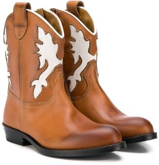Gallucci Kids Cowboy Boots