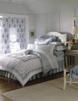 Laura Ashley Sophia Collection King Comforter Set