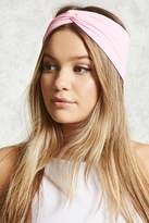 Forever 21 FOREVER 21+ Twist-Front Headwrap