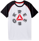 Reebok Circle Logo Tee (Big Boys)