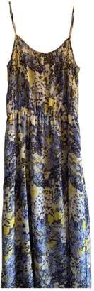 Banana Republic \N Multicolour Silk Dress for Women