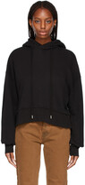 Thumbnail for your product : Won Hundred Black Balloon Sleeve Lilou Hoodie
