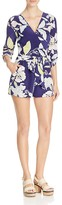 Yumi Kim Liz Floral Print Romper