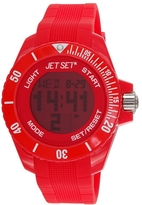 Jet Set of Sweden Bubble Touch Collection J93491-24 Unisex Watch