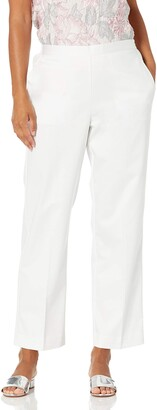 Alfred Dunner Women's Petite Proportioned Short Pant