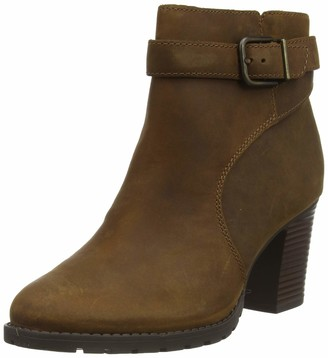 Clarks Women's Verona Lark Ankle Boot