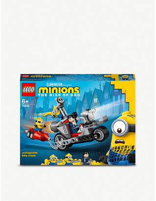 Lego 75549 Minions the Rise of Gru Unstoppable Bike Chase set
