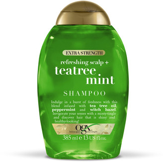 OGX Extra Strength Refreshing Scalp Tea Tree Shampoo 385Ml
