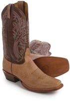 Nocona Delta Cowboy Boots - Leather, Square Toe (For Men)