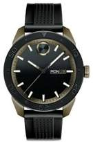 Movado Bold Round Analog Sport Watch