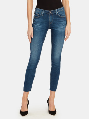 AG Jeans Mid Rise Ankle Legging Jeans