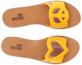 Love Moschino Heart/Peace Sandal Women's Sandals