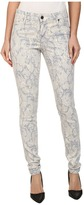 CJ by Cookie Johnson Joy Leggings Printed in Slate
