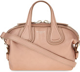 Givenchy New nightingale mini leather tote