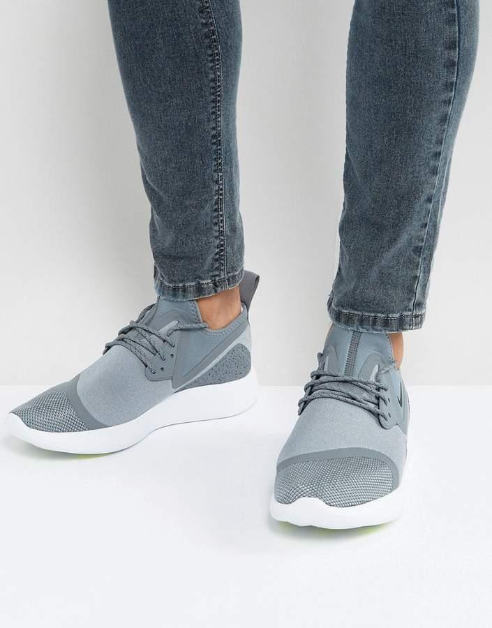 Nike Lunar Charge Sneakers In Grey 923619-002