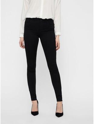 "Vero Moda Slim Fit Push-Up Jeans, Length 30"""