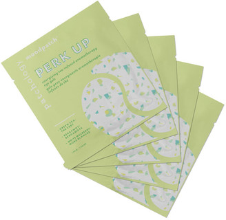 """Patchology Moodpatch """"Perk Up"""" Energizing Tea-Infused Aromatherapy Eye Gels"""