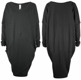 Format Vent Dress - black / XS-S