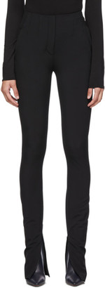 The Row Black Corso Pant Leggings