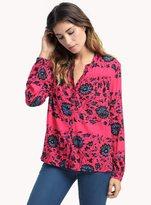 Ella Moss Hazeline Smocked Shirt