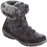 L.L. Bean L.L.Bean Snow Harbor Quilted Ankle Boots, Waterproof Insulated