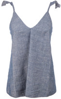 Dondup Denim Tank Top
