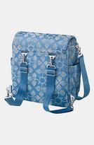 Petunia Pickle Bottom Infant 'Boxy' Backpack Diaper Bag - Grey