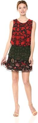 Desigual Women's Monstra me Sleeveless Dress