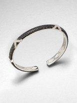 Jude Frances Semi-Precious Multi-Stone Bangle Bracelet
