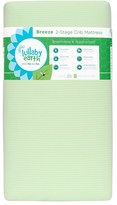 Infant Lullaby Earth 'Breeze' Two Stage Crib Mattress