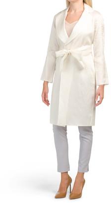 Organza Silk Jacket