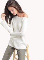 Ella Moss Lucial One Shoulder Sweater