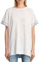 AllSaints Janis Short-Sleeve Sweater