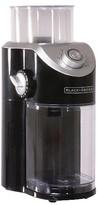 Black & Decker BLACK+DECKER BLACK + DECKER Burr Mill Coffee Grinder