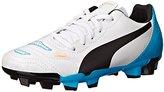 Puma evoPOWER 4.2 Firm Ground Jr Soccer Shoe