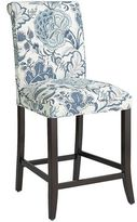 Pier 1 Imports Angela Deluxe Counter Stool - Indigo Meadow