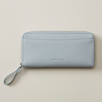 Love & Lore Love And Lore Eden Continental Wallet Fog