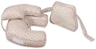 Leachco Snuggahug 4-In-1 Nursing Pillow With Back And Boost, Moroccan Sand