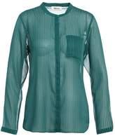Modstrom CHRISTY HERRINGBONE Shirt green
